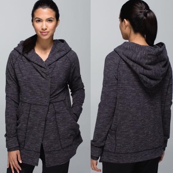 lululemon athletica Jackets & Blazers - Lululemon Find Your Centre Wrap Jacket